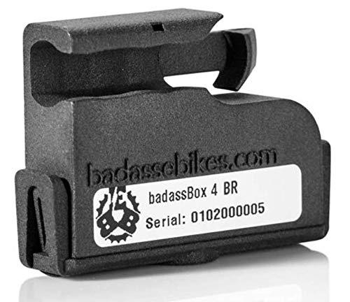 Badass Unisex– Erwachsene badassBox 4 Brose, schwarz