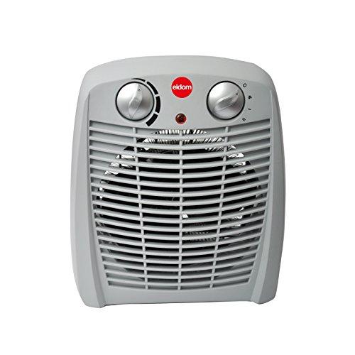 Heizung/Heizlüfter ELDOM HL10, Farbe Grau, Energie 2000W, Kühl oder Warm!