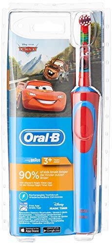 Cepillo de Dientes Eléctrico Oral-B Stages Power Kids de los Personajes de...