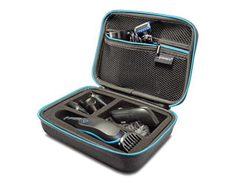 Supremery Tasche für Braun MGK3021 MGK5080 MGK3085 MGK3080 MGK3060 MGK3040 Multigrooming-Set Case Schutz-Hülle Etui Tragetasche