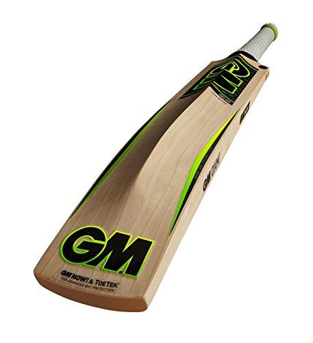 GM Zelos L555 DXM 404 Cricket Bat - Green, Senior