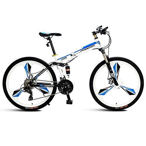 Jieer Bicicleta Montaña Adulto, la Bicicleta de Montaña Más Barata para Hombre Trail 26