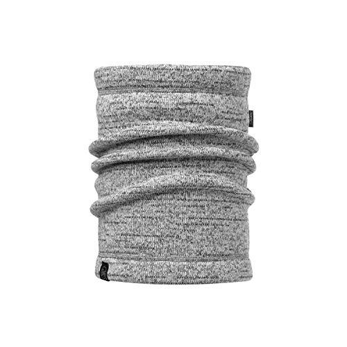 Buff Cache-Cou Polaire Thermique Mixte Adulte, Mélange De Gris, FR Unique Fabricant : Taille One sizeque