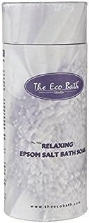 エコ風呂リラックスエプソム塩浴が千グラムを浸し - The Eco Bath Relaxing Epsom Salt Bath Soak 1000g (The Eco Bath) [並行輸入品]