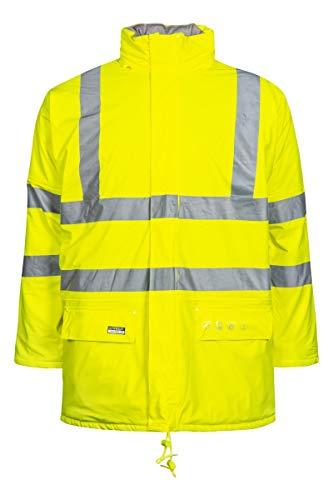Lyngsoe fr-lr3456–53-xl'Microflex winter-jacket, colore giallo, X-Large, giallo, FR-LR3456-53-M