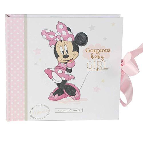 Widdle Celebrations 1346 Album Photo pour bébé Motif Minnie Mouse 50 x 10 x 15 cm