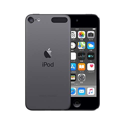 AppleiPodtouch(32GB)-スペースグレイ(最新モデル)