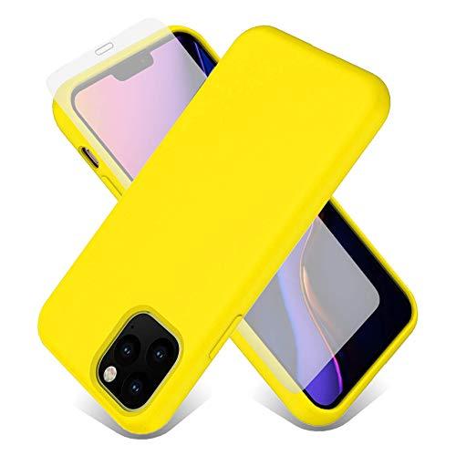 Gorilla Tech - Cover Posteriore in Fibra di Carbonio per Apple iPhone 5, Colore: Marrone