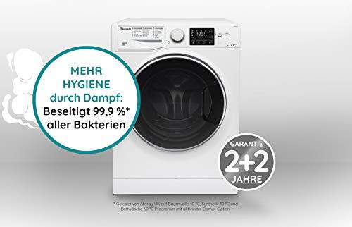 Bauknecht WM Steam 7 100 Waschmaschine