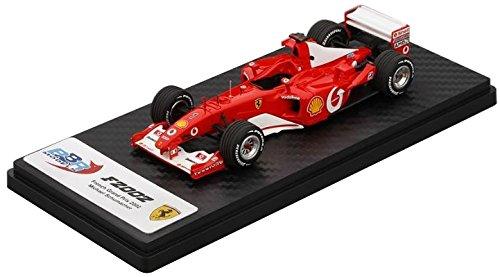 BBR Models BBR CS002 - Ferrari F2002 Michael Schumacher Winner French GP 2002 - Escala 1/43 - Vehículo en Miniatura