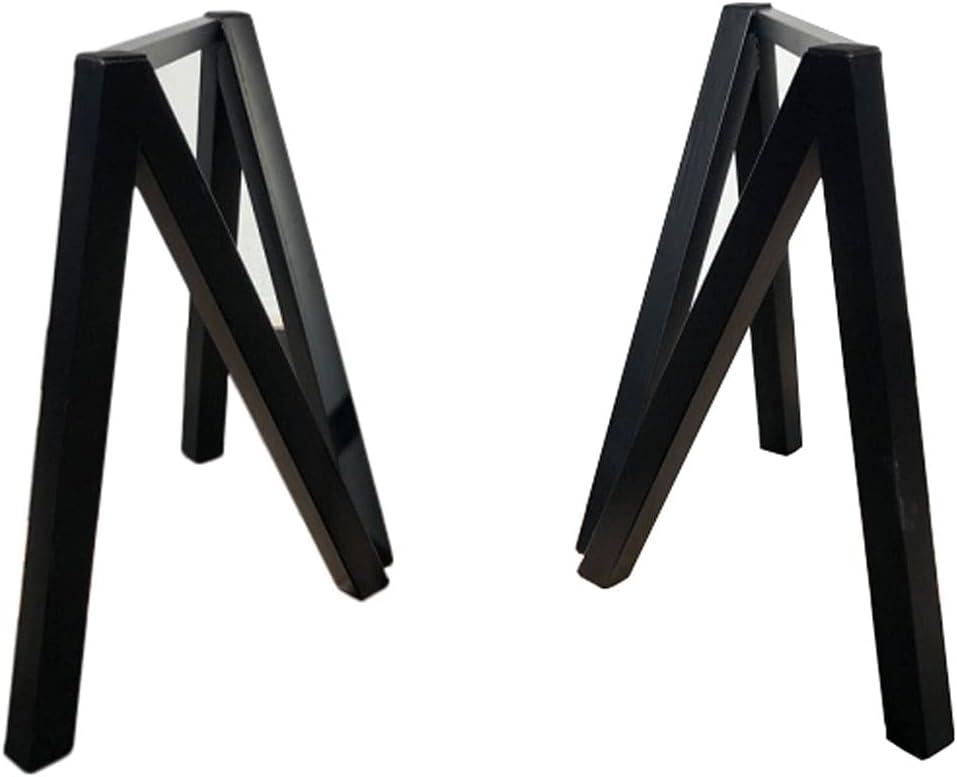 M-Formado de lujo Metal Metal Marco de Mesa Casera Escritorio Mesa de comedor y Contador de barra 68 cm Altura Columna de soporte Multi-size Jardín Hierro forjado Mesa de alta resistencia Pies metálic