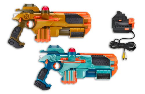 Nerf Lazer Tag Multiplayer Battle System