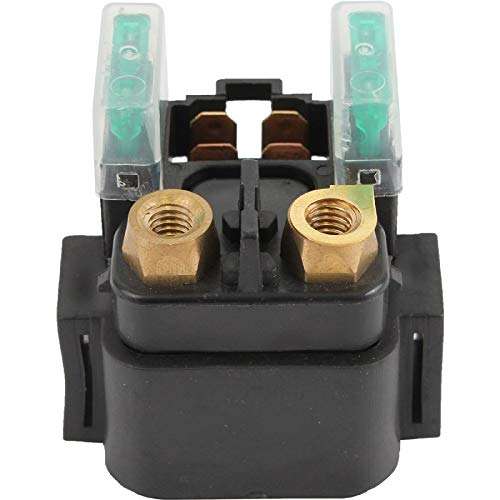 DB Electrical SMU6072 Starter Solenoid Relay Compatible With/Replacement For 1995-2015 Yamaha Motorcycle 4DN-81940-00-00
