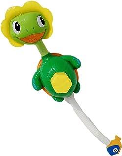 TOYANDONA Baby Bath Toy Turtle Bathtub Toy Cartoon Baby Shower Bath Fountain Toys