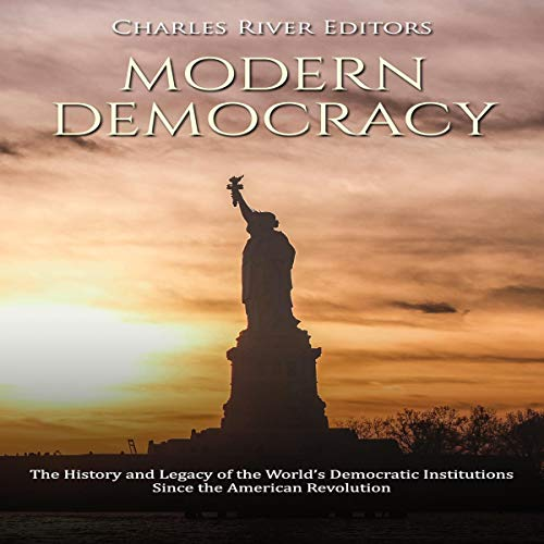 Modern Democracy audiobook cover art