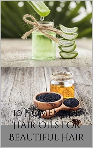 10 Homemade Hair Oils For Beautiful Hair 10 Homemade Hair Oils For Beautiful Hair product image