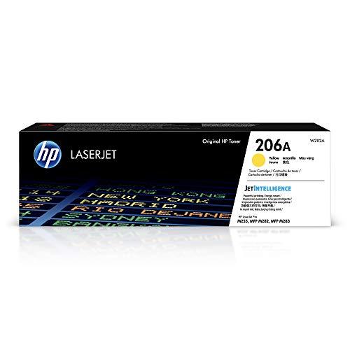 HP 206A | W2112A | Toner Cartridge | Yellow