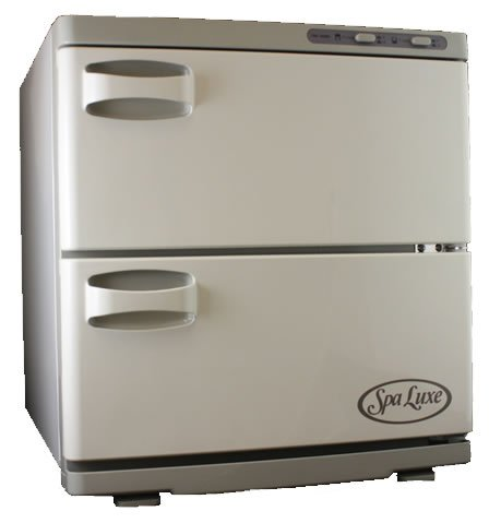 Hot Towel Cabinet - Double Towel Warmer (SL32)
