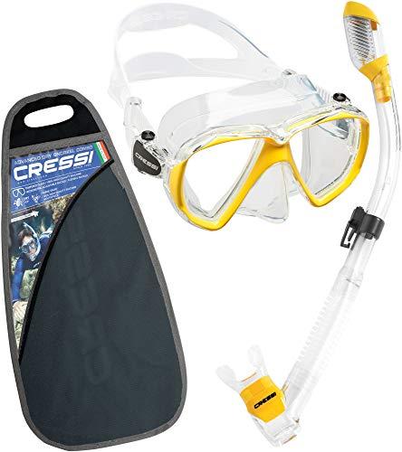 Cressi Ranger & Dry - Kits de Randonnée Aquatique/Plongée Adulte Unisexe