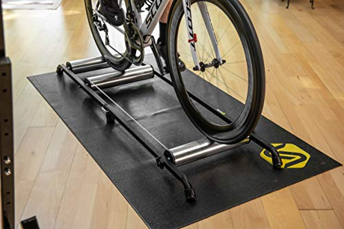 Saris CycleOps Aluminum Roller for Indoor Bike Trainer, New Roller