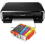 Canon Pixma iP7250 Imprimante jet d'encre avec WLAN, imprimante photo et impression sur CD