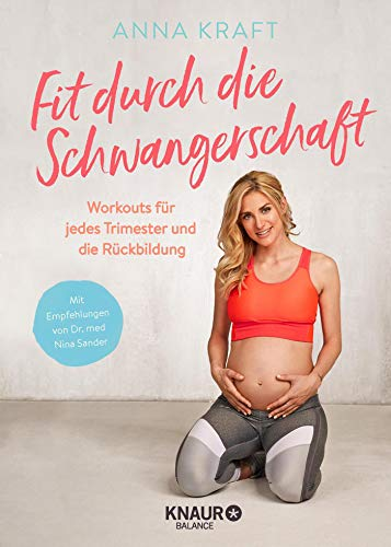 Fit durch die Schwangerschaft: Workouts für jedes Trimester und die Rückbildung