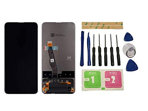 Flügel para Honor 9X Stk-LX1 Pantalla LCD Pantalla Negro Táctil digitalizador Asamblea Pantalla (sin Marco) de Recambio & Herramientas