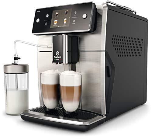 Saeco SM7683/10 15 specialità del caffè (Touch Screen, 6...