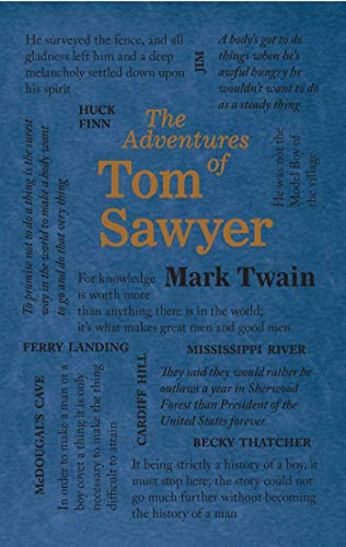 The Adventures of Tom Sawyer (Word Cloud Classics)