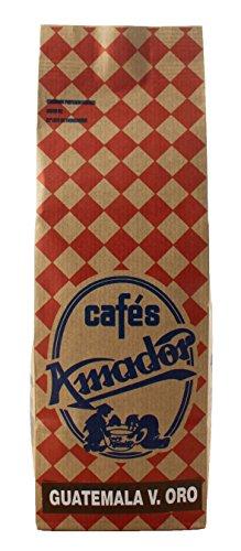 Cafés AMADOR - Café en GRANO Natural Arábica - GUATEMALA TATA...