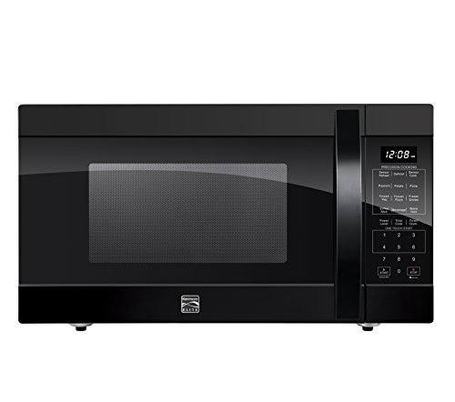 Kenmore 79399 2.2 Cubic Foot Counter Top Microwave Oven, Black