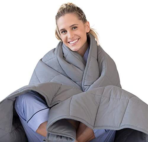 Top 10 Best anxiety sleep weighted blanket for wellness by sonno zona Reviews