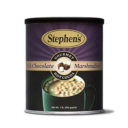 Stephen Gourmet Hot Cocoa Milk Chocolate Marshmallow 16 OZ Pack  1