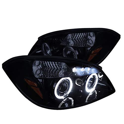halo headlights 2009 pontiac g5 - 2