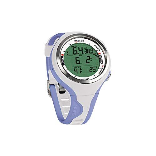 Mares Smart Wrist Dive Computer (White/Lilac)