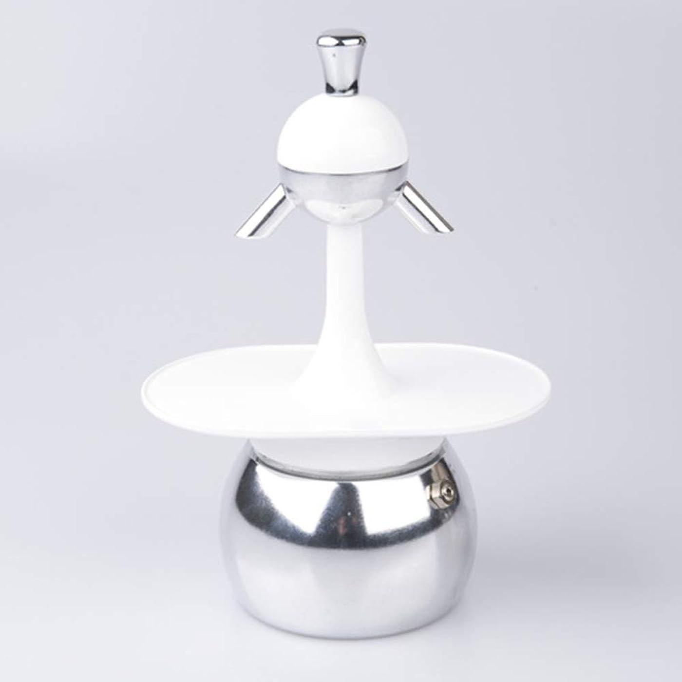 目的曲がった不器用エスプレッソメーカー ガスストーブポットコーヒーメーカーマシンエスプレッソメーカーについては真岡ポットのコーヒーメーカー モカポット (色 : White, Size : 3-4 cup)