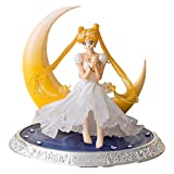 ymdmds High 13cm Sailor Moon Moon Boddess Princess Cindy Boxed Sculpture Regalo Modelo Ilustraciones...
