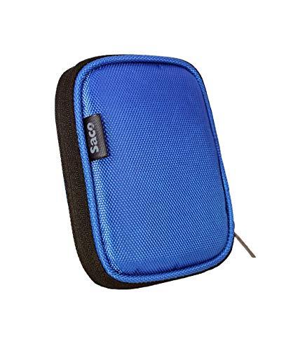 Saco Shock Proof External Hard Disk Case for Toshiba 2TB External PORTABALE...