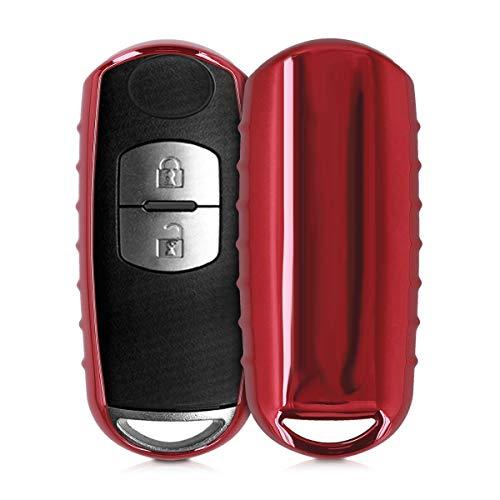 brillante VW SKODA SEAT Luminous Green GUSCIO CHIAVE * silicone key cover