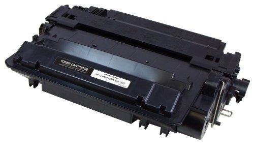 Dataproducts CE255 X Toner compatibel met HP P3015 LaserJet Serie Toner - ZWART