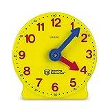 ラーニングリソーシズ 学習時計 生徒用 10cm LER2202-1 正規品