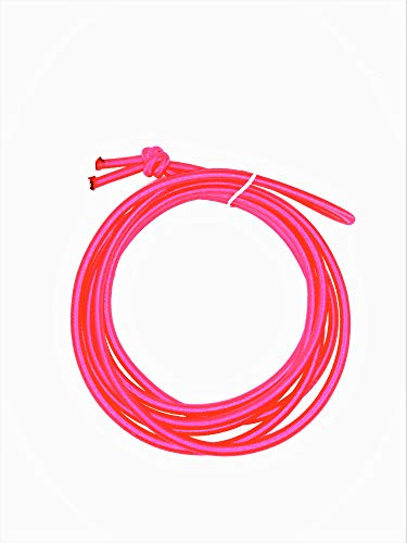 New Raw Earth Colors Chinese Jump Rope for Kids (Pink)