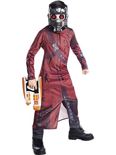 Rubies - Guardianes de la Galaxia Disfraz de Star Lord Infantil (620002-S)