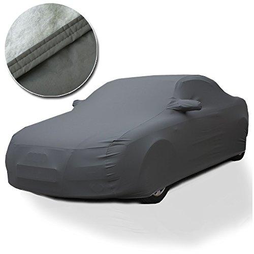LupexShop CAF Autoabdeckung Felpato XS-370x160x117cm