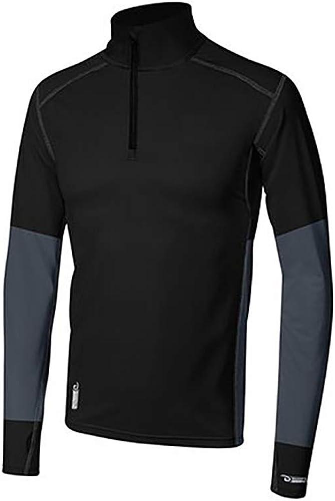 Duofold Men's Lightweight Performance Thermal Shirt Quarter Zip Pullover