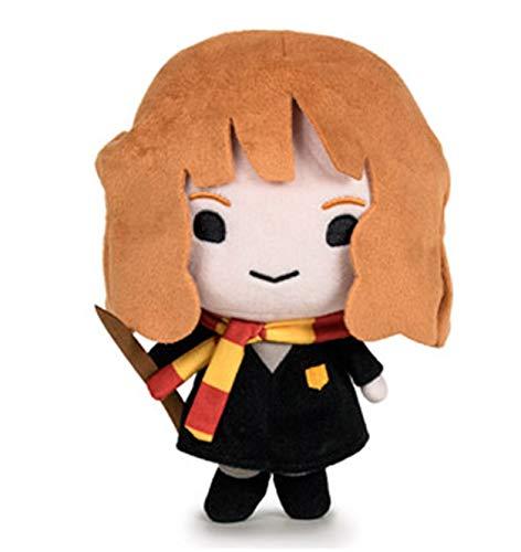 "Harry Potter - Peluche 8'66""/ 22cm Hermione Ministerio de Magia,, Amiga de Harry Potter Calidad Super Soft"
