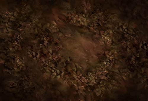 Fotografía Abstracta Textura de Fondo Viejo Maestro Disparo en la Cabeza Retrato Gris Cumpleaños Bebé recién Nacido Estudio fotográfico Telón de Fondo A6 10x10ft / 3x3m