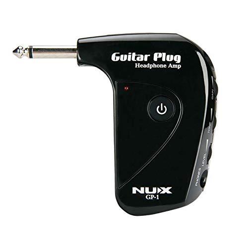 Nux GP-1 Amp - Mini Guitar Pocket Amplifier Guitar with Headphone Output