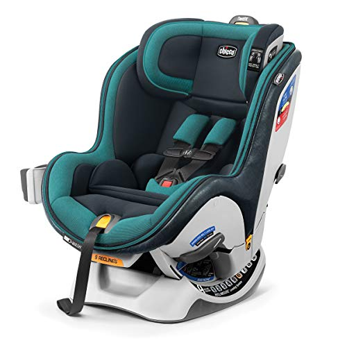 Chicco NextFit Zip Convertible Car Seat, Juniper