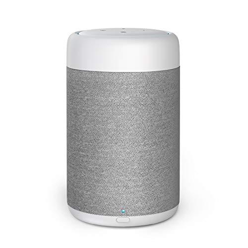 Tragbarer Lautsprecher für Dot 3. Generation & Smart-Geräte, GGMM D7 Dot Zubehör, Wiederaufladebar Akku mit 7 Stunden Spielzeit (Dot3 Nicht enthalten)